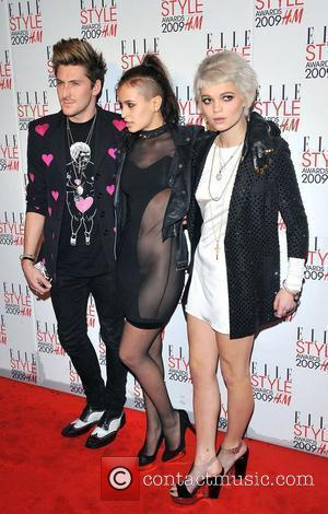 Henry Holland, Alice Dellal and Pixie Geldof Elle Style Awards held at Big Sky London - Red Carpet Arrivals London,...
