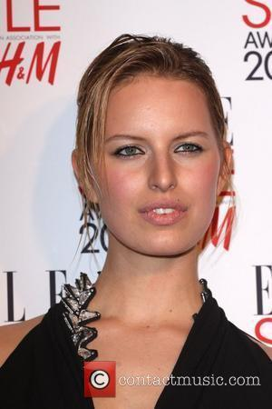 Karolina Kurkova Elle Style Awards held at Big Sky London - Red Carpet Arrivals London, England - 09.02.09