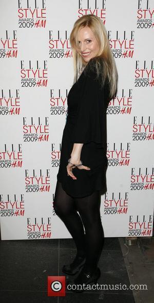 Anneka Svenska Elle Style Launch Party - Arrivals London, England - 27.01.09