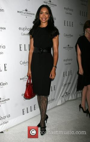 Gina Torres Elle's Women in Hollywood event at the Four Seasons Hotel  Los Angeles, California - 06.10.08