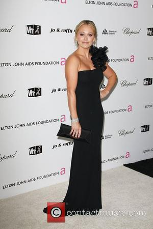Christine Taylor 17th Annual Elton John AIDS Foundation Academy Awards (Oscars) Viewing Party  held at the Pacific Design Center...