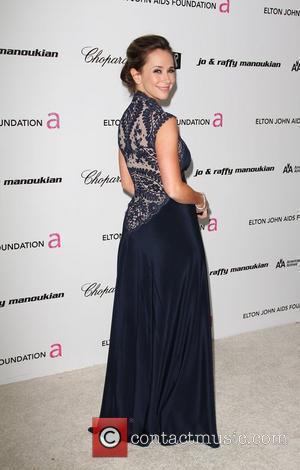 Jennifer Love Hewitt, Elton John and Academy Awards