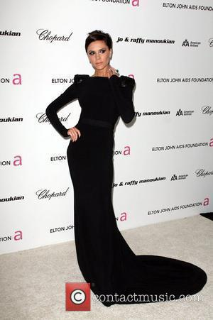 Victoria Beckham, Elton John and Academy Awards