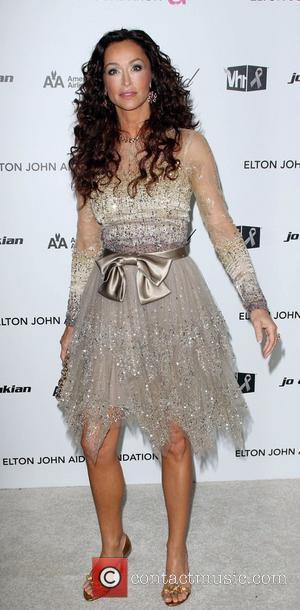 Sofia Milos, Elton John and Academy Awards