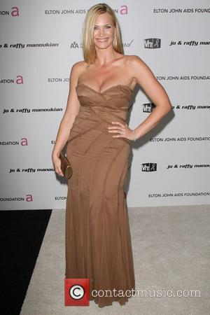 Natasha Henstridge 17th Annual Elton John AIDS Foundation Academy Awards (Oscars) Viewing Party held at the Pacific Design Center West...