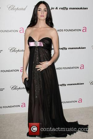 Paz Vega 17th Annual Elton John AIDS Foundation Academy Awards (Oscars) Viewing Party held at the Pacific Design Center West...