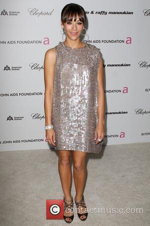 Rashida Jones 17th Annual Elton John AIDS Foundation Academy Awards (Oscars) Viewing Party held at the Pacific Design Center West...
