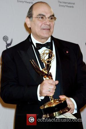 David Suchet, winner of Best Performance by an Actor The 36th International Emmy Awards Gala at the New York Hilton...