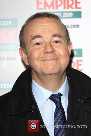 Ian Hislop and Grosvenor House