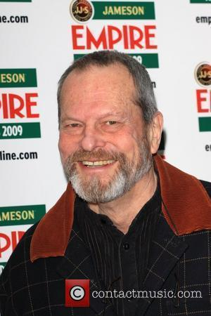 Terry Gilliam and Grosvenor House