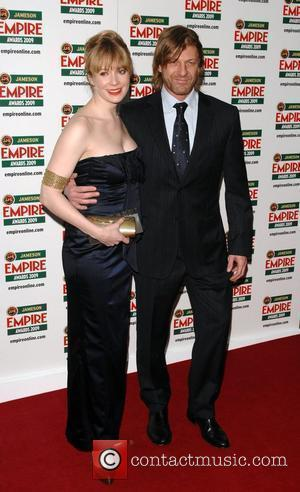 Sean Bean Jameson Empire Film Awards held at the Grosvenor House Hotel - Arrivals. London, England - 29.03.09
