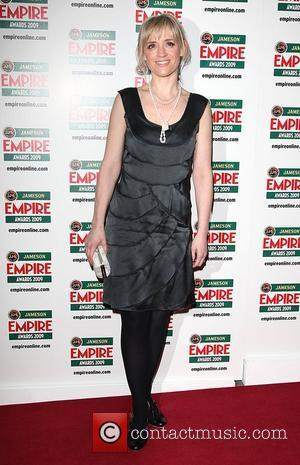 Anne-marie Duff and Grosvenor House