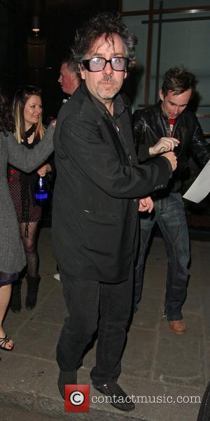 Tim Burton and Embassy Night Club