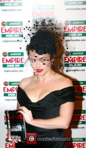 Helena Bonham Carter Jameson Empire Film Awards held at the Grosvenor House Hotel - Press Room London, England - 29.03.09