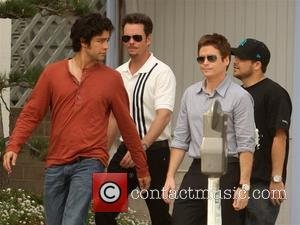 Adrian Grenier, Kevin Dillon, Kevin Connolly and Jerry Ferrara