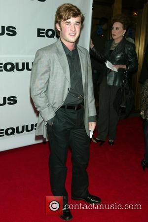 Haley Joel Osment Opening Night of the Broadway revival of 'Equus' at the Broadhurst Theater - Arrivals New York City,...