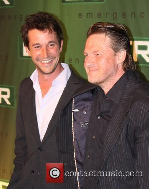 Noah Wyle, Donal Logue 'ER' Says Goodbye After 15 years - Finale Party held at Social Hollywood Califonia, USA -...