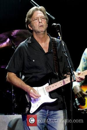 Eric Clapton performing live at the Royal Albert Hall. London, England - 17.05.09