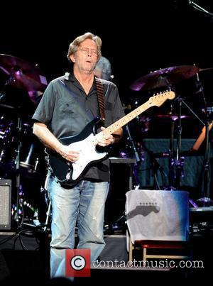 Clapton Rules Out Another Cream Reunion