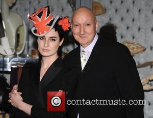 Erin O'connor and Stephen Jones