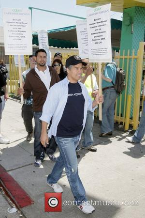 Actor and SAG National Board Member Esai Morales joins other SAG members on the ongoing boycott of Vermont Hand Wash...