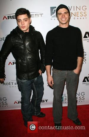 Joseph Lawrence and Matthew Lawrence