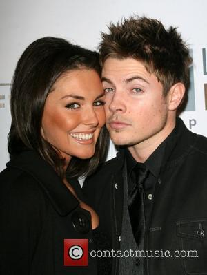 Josh Henderson and guest The Beso New Year's Eve party hosted by Eva Logoria Parker Los Angeles, California - 31.12.08