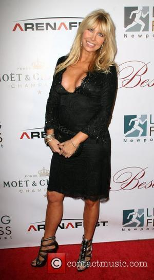 Lisa Gastineau The Beso New Year's Eve party hosted by Eva Logoria Parker Los Angeles, California - 31.12.08