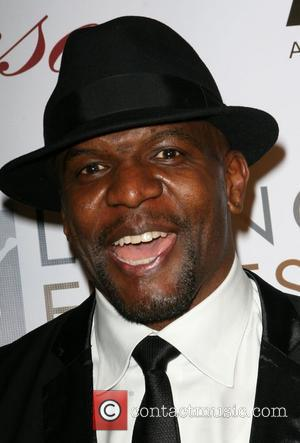 Terry Crews The Beso New Year's Eve party hosted by Eva Logoria Parker Los Angeles, California - 31.12.08