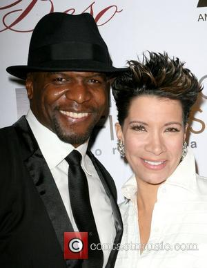 Terry Crews and guest The Beso New Year's Eve party hosted by Eva Logoria Parker Los Angeles, California - 31.12.08