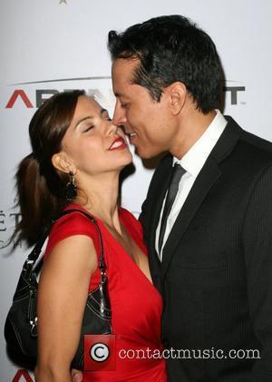 Yancey Arias and Anna Alvim