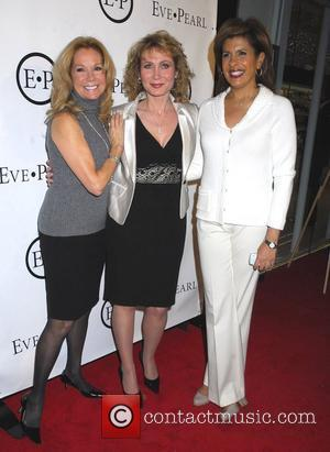 Kathie Lee Gifford, Eve Pearl, and Hoda Kotb Grand opening of Eve Pearl Makeup store New York City, USA -...