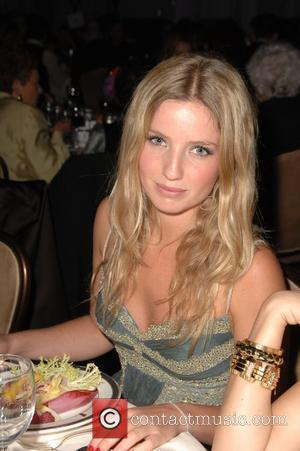 Annabelle Wallis L.A. Gay & Lesbian Center presents 'An Evening with Women' held at the Beverly Hilton Hotel - backstage...