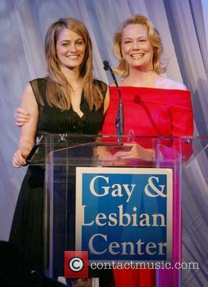 Clementine Ford, Cybill Shepherd L.A. Gay & Lesbian Center presents 'An Evening with Women' held at the Beverly Hilton Hotel...