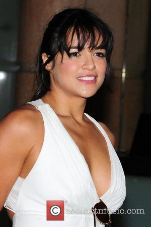 Michelle Rodriguez UK premiere of 'Fast & Furious' held at the Vue West - Arrivals London, England - 19.03.09