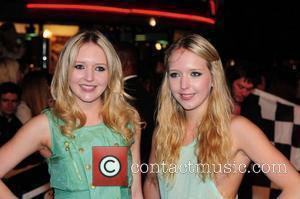 Samantha Marchant and Amanda Marchant  UK premiere of 'Fast & Furious' held at the Vue West - Arrivals London,...