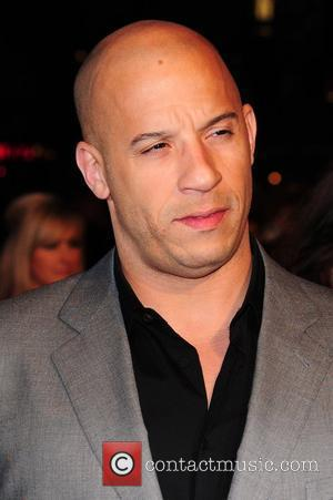 Vin Diesel UK premiere of 'Fast & Furious' held at the Vue West - Arrivals London, England - 19.03.09