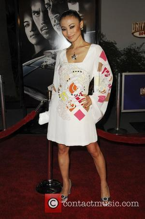 Bai Ling and Gibson Amphitheatre