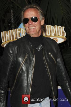 Peter Fonda World Premiere Of 'Fast & Furious' held at the Gibson Amphitheatre Universal City, California - 12.03.09