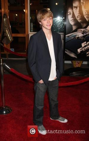 Sterling Knight World Premiere Of 'Fast & Furious' held at the Gibson Amphitheatre Universal City, California - 12.03.09