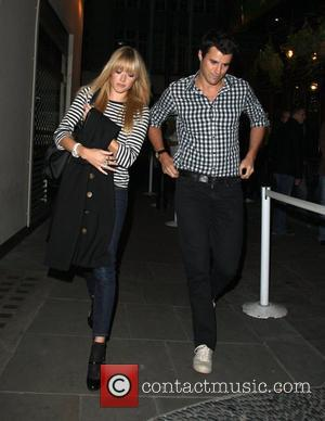 Fearne Cotton and Steve Jones