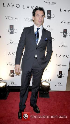 Antonio Sabato Jr. Fergie hosts LAVO at the Palazzo and TAO at the Venetian Las Vegas, Nevada - 31.12.08