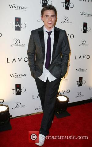 Jesse McCartney Fergie and Carmen Electra host LAVO at the Palazzo and TAO at the Venetian Las Vegas, Nevada -...