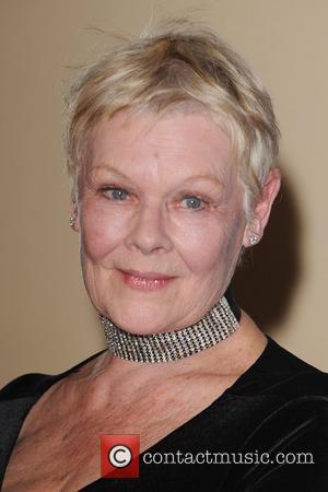 Dame Judi Dench The London Critics' Circle Film Awards held at the Grosvenor House Hotel - Press Room London, England...