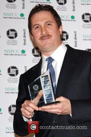 Darren Aronofsky The London Critics' Circle Film Awards held at the Grosvenor House Hotel - Press Room London, England -...