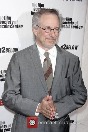 Steven Spielberg and Tom Hanks