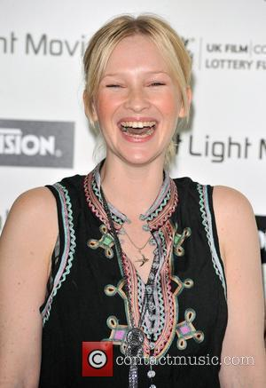 Joanna Page First Light Movie Awards held at the Odeon Leicester Square. London, England - 17.03.09