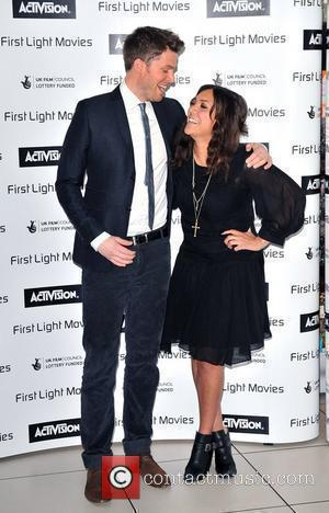 Rick Edwards and Odeon Leicester Square
