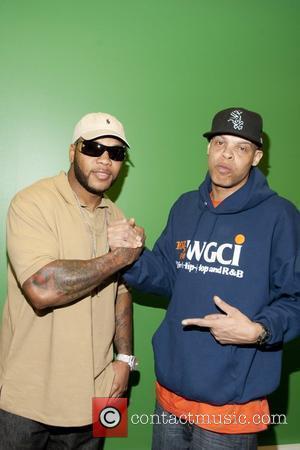 Flo Rida and Tony Scofield