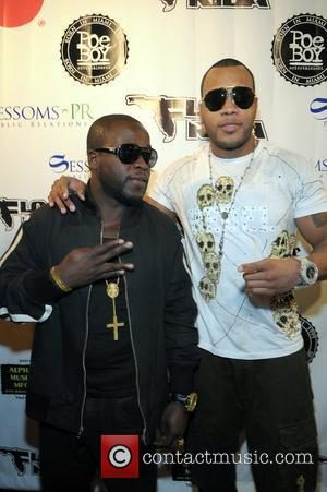 Flo Rida and Manager